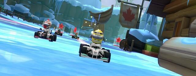 F1 Race Stars recibe nuevos circuitos descargables