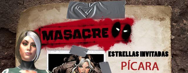 P�cara confirma su presencia en el videojuego de Masacre