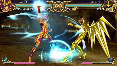 60 nuevas im�genes de Saint Seiya Omega: Ultimate Cosmos