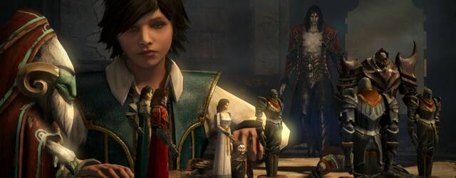 Nuevas im�genes de Castlevania: Lords of Shadow 2