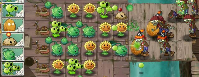 As� se trabaja en Plants vs. Zombies 2