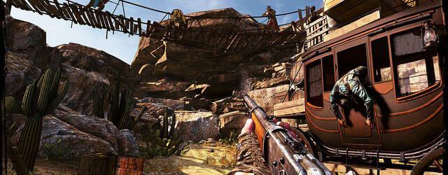 Call of Juarez: Gunslinger se muestra en v�deo e im�genes