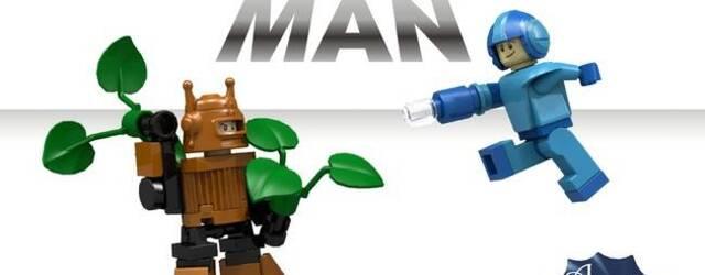 Lego y Mega Man podr�an unirse