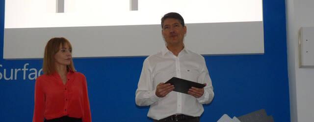 Cr�nica: Microsoft busca el hueco entre las tablets y los port�tiles