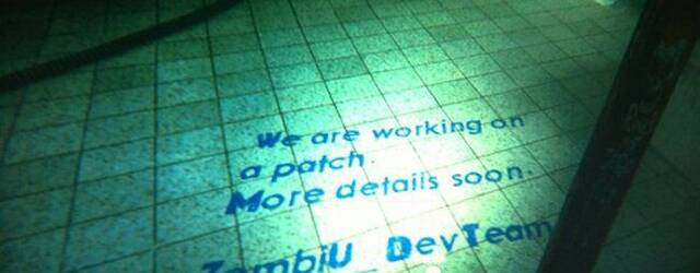 Ubisoft prepara un parche para ZombiU