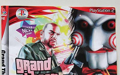 Recopilan portadas de juegos piratas de Nairobi