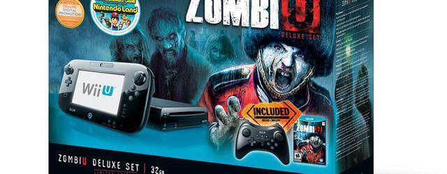 Estados Unidos recibir� un pack especial de Wii U con ZombiU
