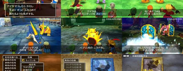 Dragon Quest VII sigue mostr�ndose en nuevas im�genes