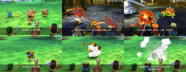 M�s im�genes de Dragon Quest VII