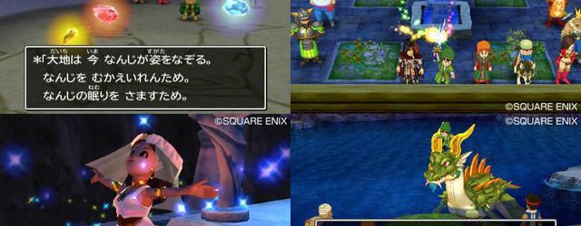 Nuevas im�genes para Dragon Quest VII