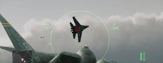 Portada, im�genes y nuevos detalles para Ace Combat Assault Horizon en PC