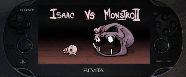 Primera imagen de The Binding of Isaac: Rebirth para PS Vita