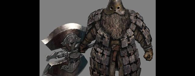 Nuevas ilustraciones de Dark Souls II