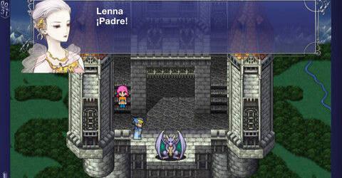 Final Fantasy V para iOS ya est� disponible en Europa