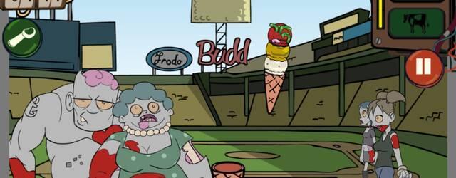 Un juego de zombis para los m�s peque�os
