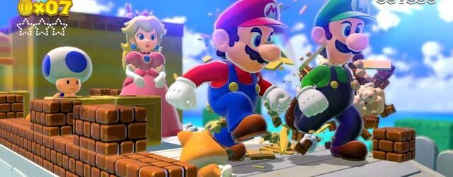 Más imágenes de Super Mario 3D World - Vandal