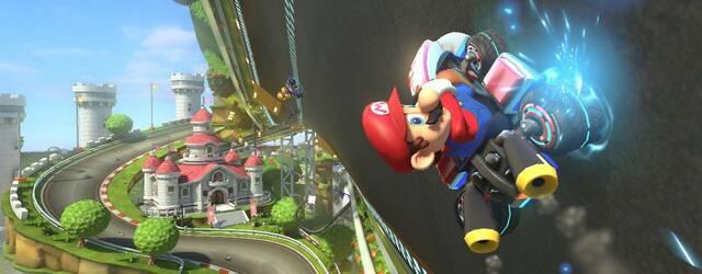 Mario Kart 8 podr�a llegar en abril