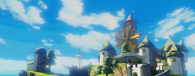 Un nuevo Zelda y un remake de Wind Waker para W