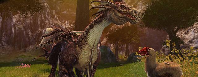 Laedis se muestra en las nuevas im�genes de Dragon's Prophet