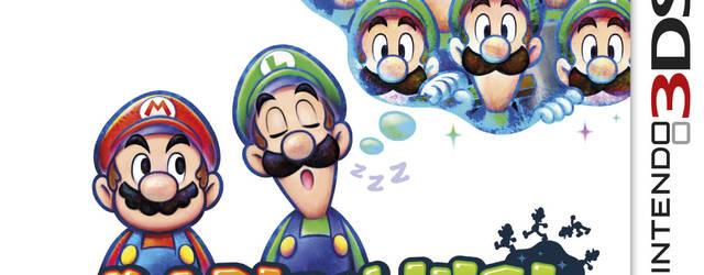 Nuevos v�deos de Mario & Luigi: Dream Team Bros.