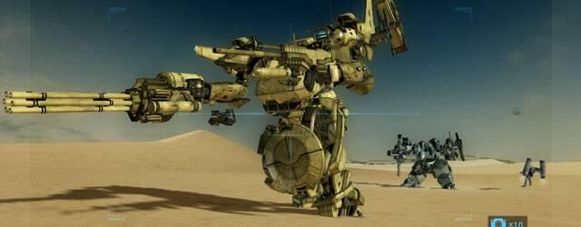 Nuevos detalles e im�genes de Armored Core: Verdict Day
