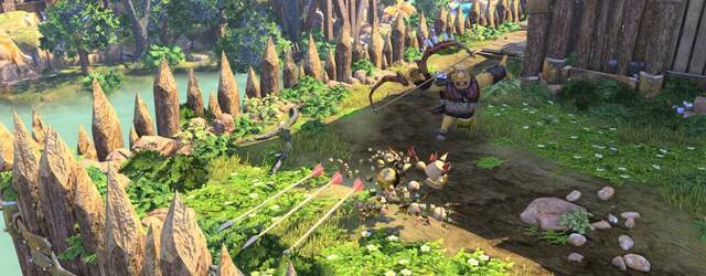 Knack se muestra en la Gamescom
