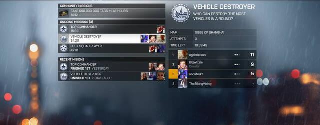 Pasar de Battlefield 4 de la actual generaci�n a la siguiente precisa un c�digo