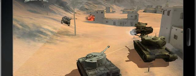 Anunciado World of Tanks Blitz