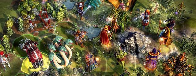 FX Interactive trae Eador: Masters of the Broken World en una edici�n especial en castellano
