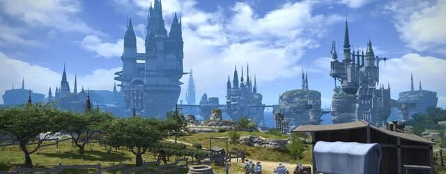 Nuevas im�genes e ilustraciones de Final Fantasy XIV