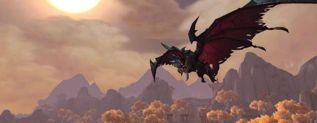 World of Warcraft recibe una nueva montura