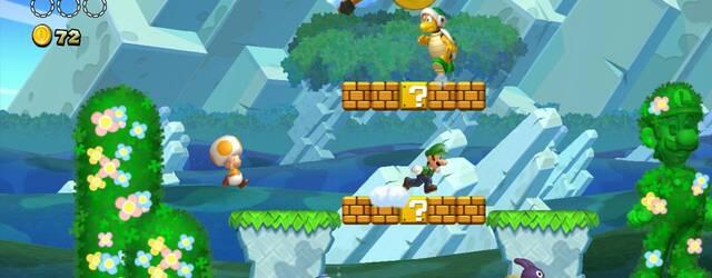 New Super Luigi U ya est� disponible