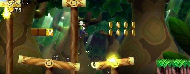Nuevas im�genes de New Super Luigi U