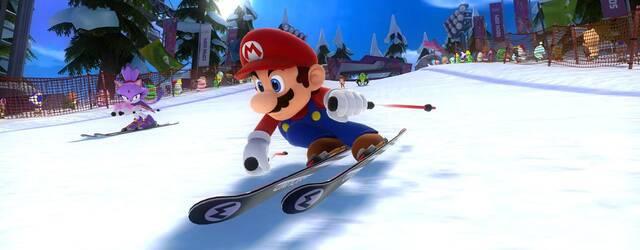 Anunciada una nueva entrega de Mario & Sonic en los Juegos Ol�mpicos de Invierno
