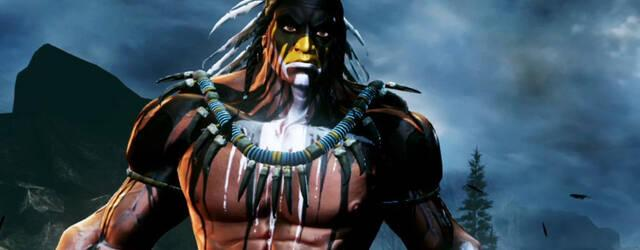 Chief Thunder se muestra en Killer Instinct