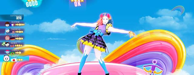 Just Dance 2014 presenta el modo World Dance Floor en la Gamescom