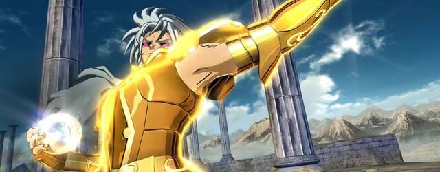 Los Caballeros del Zodiaco se enfrentan en las nuevas im�genes de Saint Seiya: Brave Soldiers