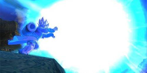 Nuevas im�genes de Goku con el traje de Naruto en Dragon Ball Z: Battle of Z