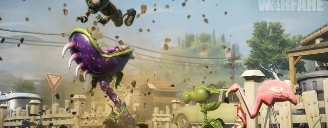 Plants vs. Zombies: Garden Warfare estar� en la Gamescom
