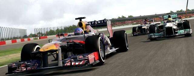 F1 2013 se hace oficial y se muestra en v�deo
