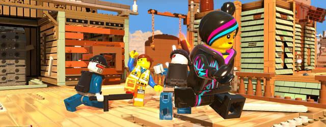 Anunciado The LEGO Movie Videogame