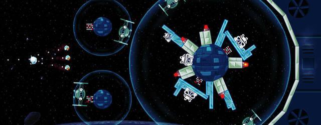 El modo multijugador de Angry Birds Star Wars en v�deo e im�genes