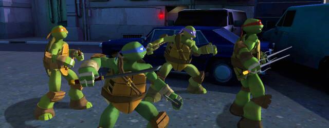 Anunciado Teenage Mutant Ninja Turtles