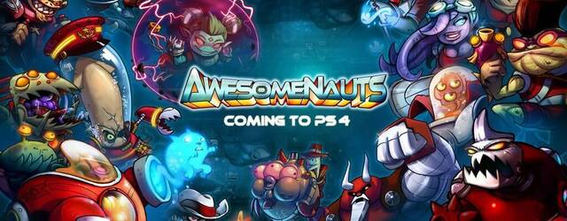 Awesomenauts lleg