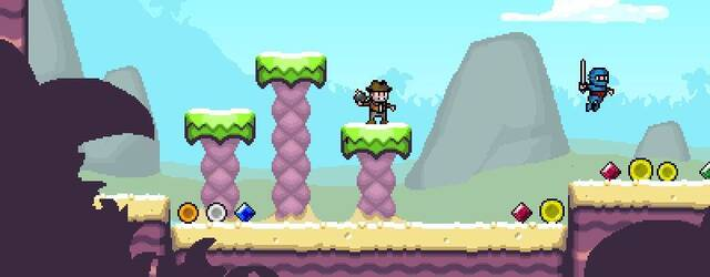 Treasurenauts llegar� a Nintendo 3DS este a�o