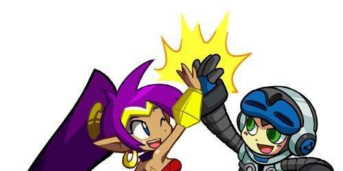 El estudio de Mighty No. 9 colabora en Shantae