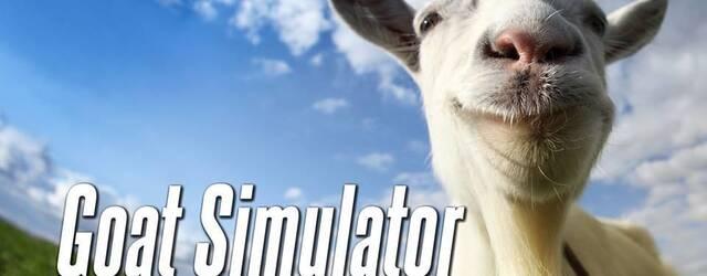 Goat Simulator recibir� un modo multijugador a pantalla partida el mes que viene