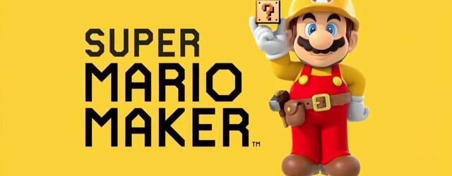 Los usuarios podrán avisar sobre contenidos inapropiados en Super Mario Maker