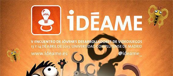 Los creadores de Little Inferno dise�an el cartel alternativo de iD�AME