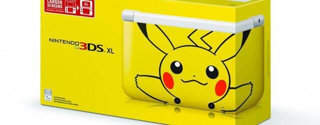 La edici�n Pikachu de Nintendo 3DS llegar� a Estados Unidos